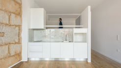 4 Apartments in Porto / Atelier 106