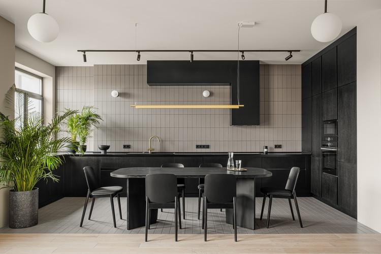 Т4 Apartment / Paliychuk Olga Design, © Yevhenii Avramenko