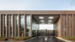Poortgebouw Entrance Building / SVP Architectuur & Stedenbouw