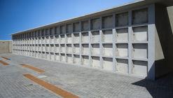 Extension of the Cemetery of La Mojonera  / Palenzvela Taller de Arquitectura