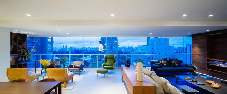 Apartamento Ibirapuera / FCstudio, © Pedro Kok