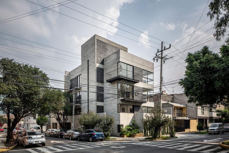 Edificio I93 / Wolff - Yapur, © Herman Schumacher