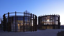 Workshop Ricostruzione - The Sports and Culture Center / Mario Cucinella Architects