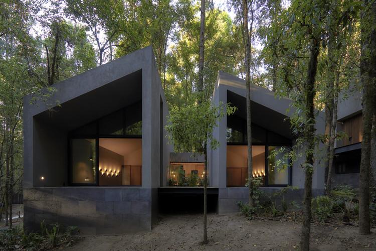 Rancho San Simón / Weber Arquitectos, © Sergio López