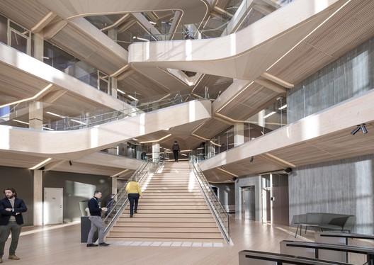 The Financial Park Offices / Helen & Hard. Image © Sindre Ellingsen