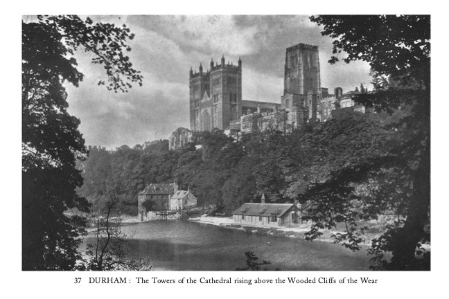 A Classic Guide to England's Cathedrals, Durham Cathedral. Image Courtesy of Pavilion Books