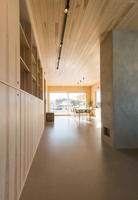 Mit freundlicher Genehmigung von Sanden+Hodnekvam Architects