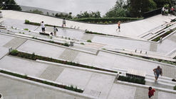 """Parque """"Victoria on the River"""" / Edwards White Architects"""