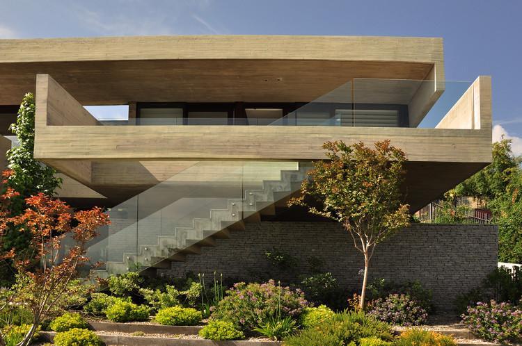 Casa Gigoux / Juan Carlos Sabbagh Arquitectos, © Juan Carlos Sabbagh Cruz