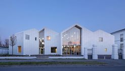Workshop Ricostruzione - The Social Health Center / Mario Cucinella Architects