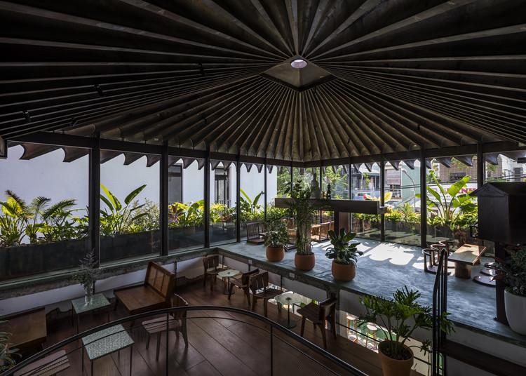 Namra Coffee  / D1 Architectural Studio, © Hiroyuki Oki