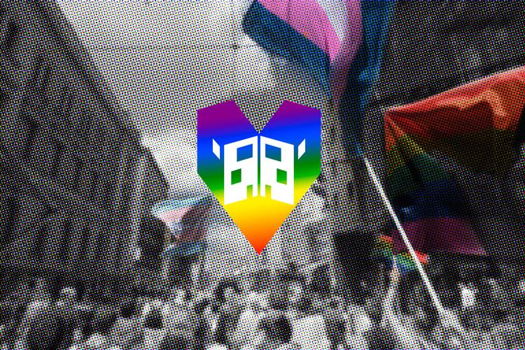 A experiência LGBTQIA+ na cidade e no campo arquitetônico segundo nossos leitores, Imagem realizada com a fotografia de © Mickey Mystique (licensed under the Creative Commons Attribution-Share Alike 4.0 International license) via Wikimedia