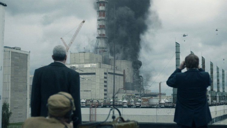 """6 Séries para entender e amar as cidades, Screenshot da série """"Chernobyl"""", produzida pela HBO"""