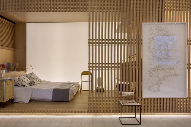 Habitação SHOJI 04 / Yamagata Arquitetura, © Denilson Machado – MCA Estúdio