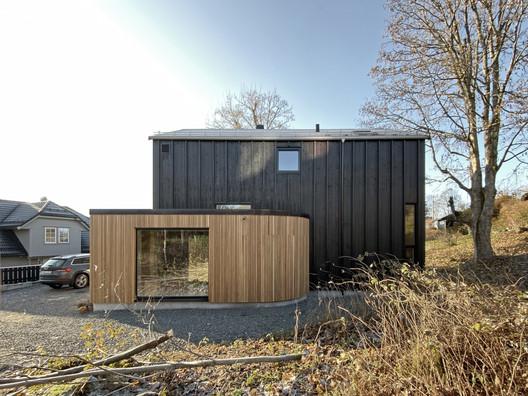 House in Bergen / Kvalbein Korsøen Arkitektur