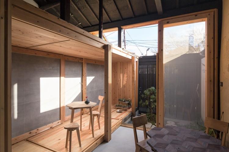 2m26 Kyoto House / 2M26. Image © Soukousha (Yuya Maki)