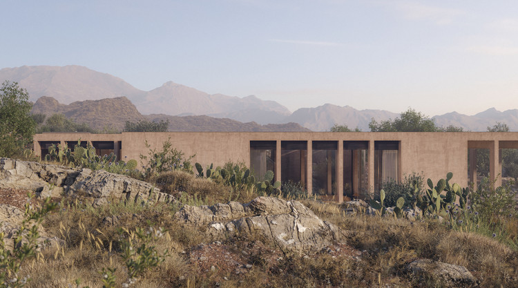 Villa Chams / Carl Gerges Architects, Courtesy of Carl Gerges Architects