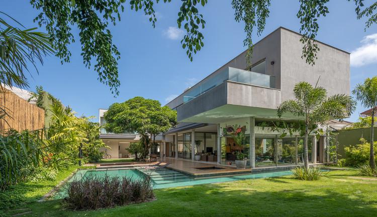 Casa RC House / PKB Arquitetura + Salt Arquitetura, © André Nazareth