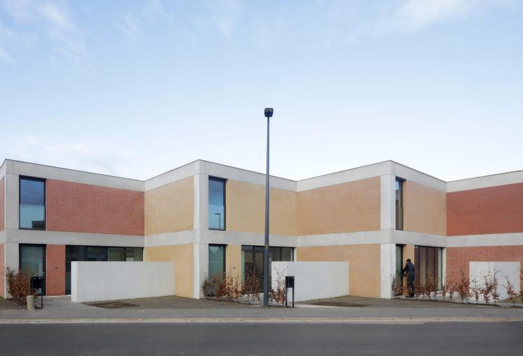 Bogerse Velden Social Housing / META architectuurbureau, © Filip Dujardin