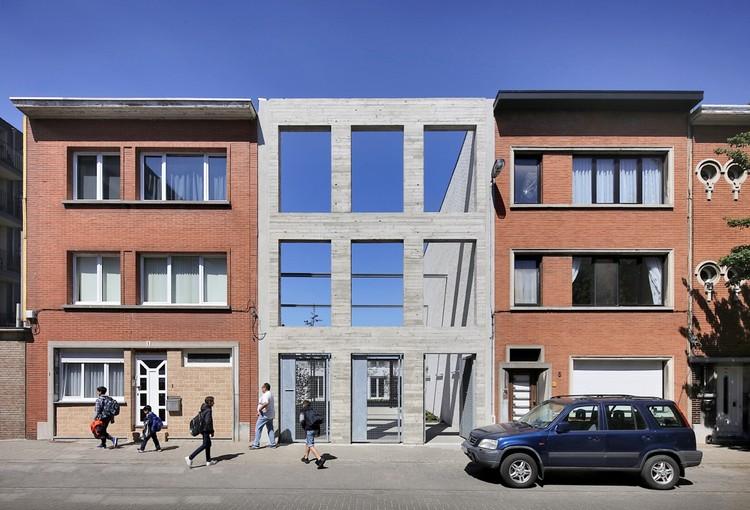 Kindergarten Xaverius College / META architectuurbureau, © Filip Dujardin