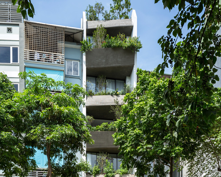Town House Renovationin Hanoi / i.House Architecture and Construction, © Hoang Le