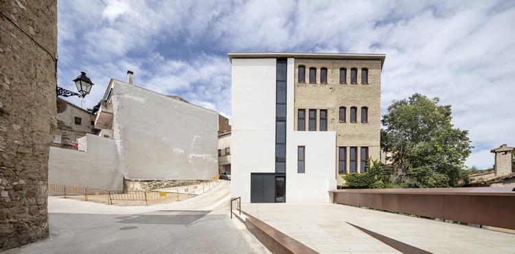 Recuperación del Molino de Cal Xerta  / taller 9s arquitectes, © Adrià Goula
