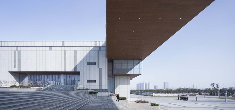Fuyang Urban Planning Exhibition Hall / Architecture & Engineers of Southeast University, © Bowen Hou