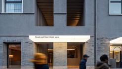 Read and Rest Hotel / OFFICE AIO