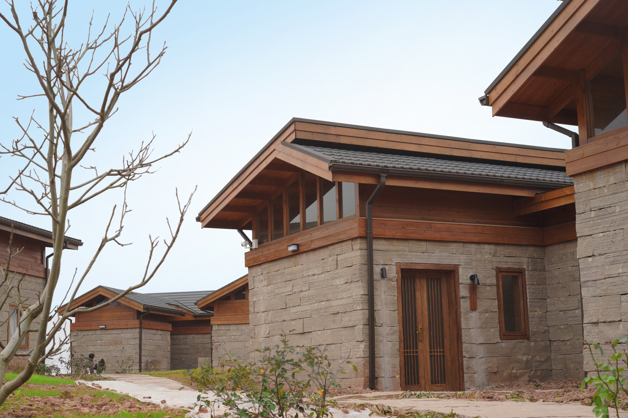 PoPoShang, YunShangJin Village Hotel / Beiwei 30 Architectural Design