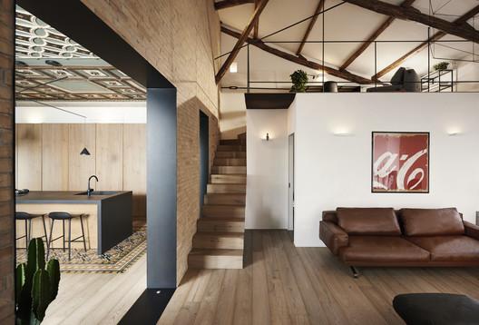 AR Penthouse / Carola Vannini Architecture