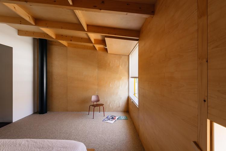 Casa AA8 / Branco-DelRio Arquitectos, © do mal o menos