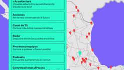 El Festival Abierto Mexicano en conjunto con Proyector presentan la convocatoria del Pabellón de Arquitectura 2020: El Futuro es hoy