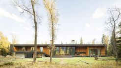 Residencia Riverbend / CLB Architects