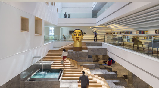 Oficina corporativa de RP Sanjiv Goenka Group / Abin Design Studio