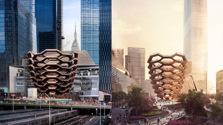 Renders vs. Reality, Projects From Renowned Architects: Before and After , Courtesy of Getty Images / Forbes Massie