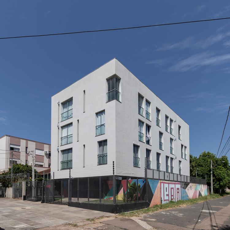 Edifício Box443 / BR3 Arquitetos + Samuel Biron, © Marcelo Donadussi