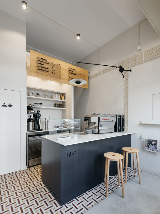 Buna Café / se.studio, © do mal o menos