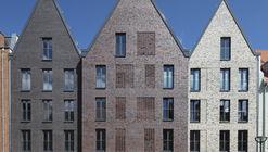 Three Gable House Steinstrasse 20 / Tchoban Voss Architekten