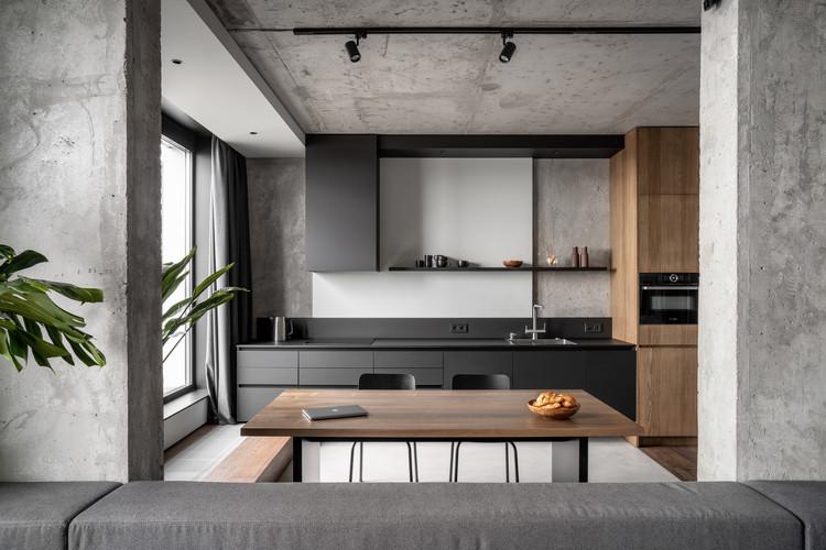 Apartamento Rybalsky / FILD design thinking company, © Andrey Bezuglov