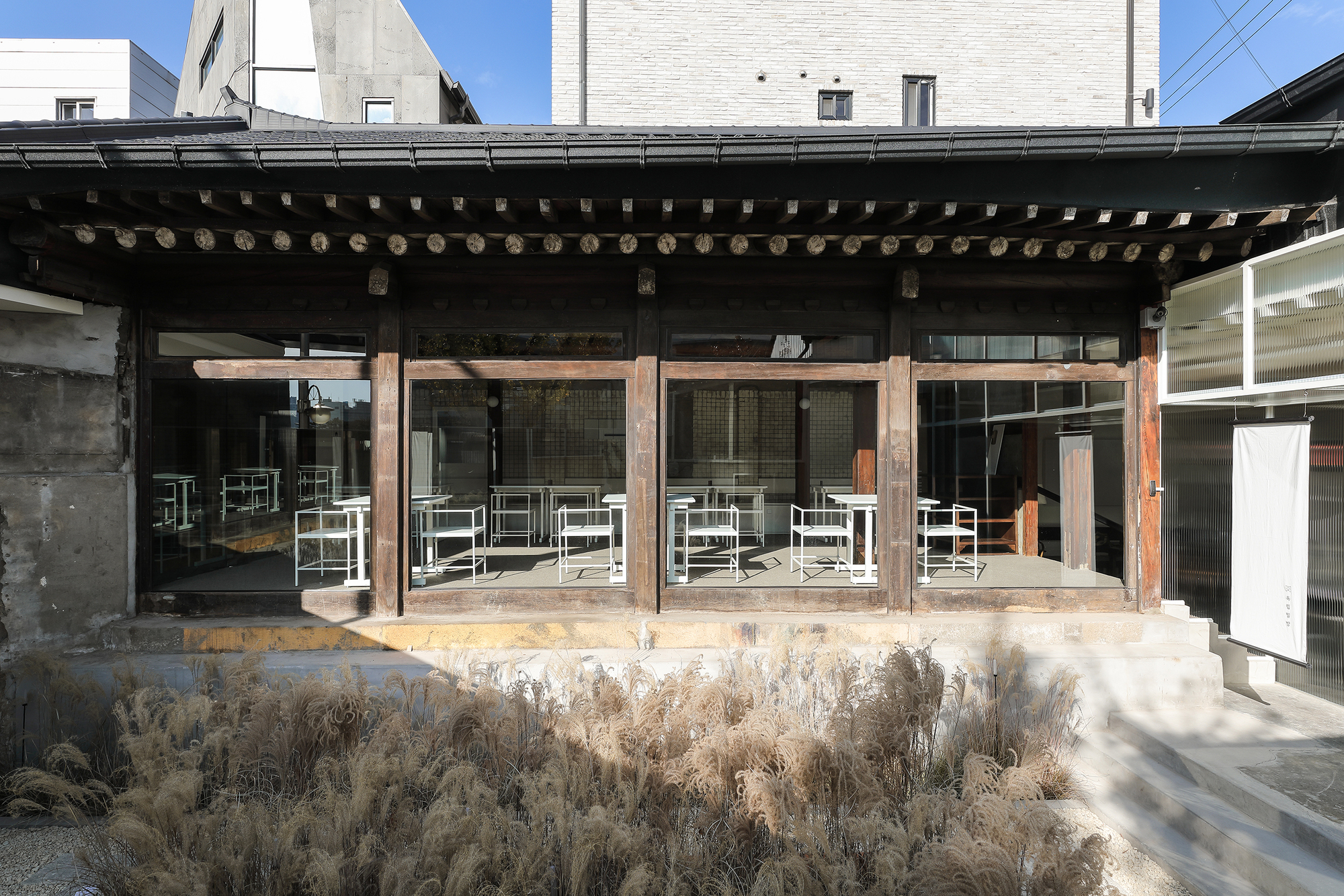 Restaurant Architecture And Design In South Korea Archdaily