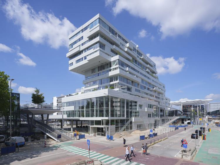 Edifício MicroCity Het Platform / VenhoevenCS, © Ossip van Duivenbode