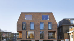 The Rye Apartments / Tikari Works