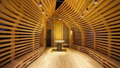 Capela Árvore da Vida  / Cerejeira Fontes Architects