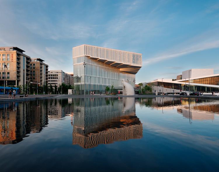 Biblioteca Deichman / Atelier Oslo + Lund Hagem, © Einar Aslaksen