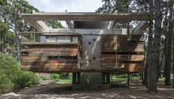 Cabins in Bosques de Mar Azul / Estudio Nómade