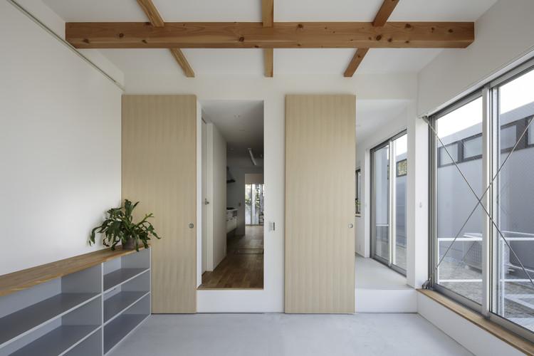 Casa para Alguém / Peak Studio, © Katsumasa Tanaka