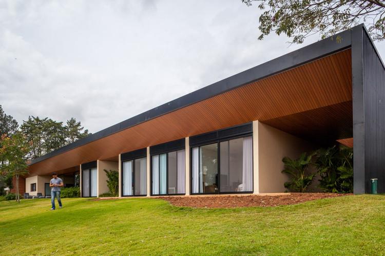 Casa Cafezal / FGMF Arquitetos, © Rafaela Netto