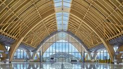 Terminal 2 del Aeropuerto Internacional Mactan Cebu / Integrated Design Associates