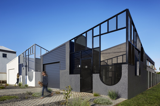 Hello Houses / Sibling Architecture