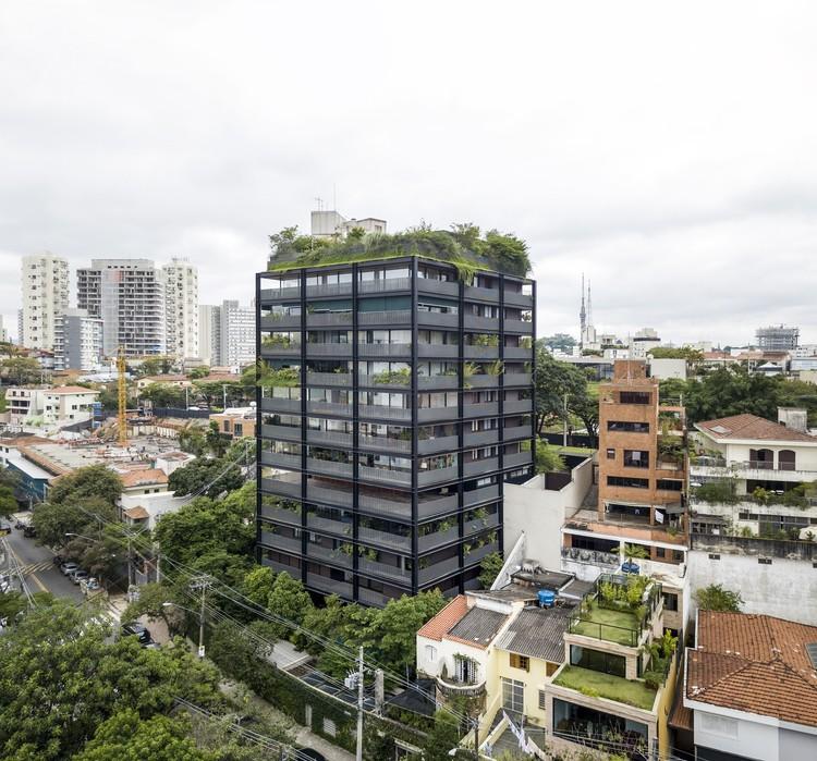 Edifício Oito / Isay Weinfeld, © Fernando Guerra | FG+SG